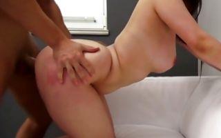 Impressive Ex-GF Katlein Ria sucking rod before deep sex