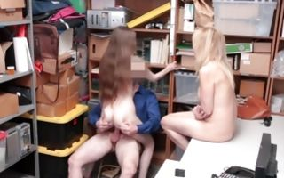 Rough threesome sex with naughty girlfriend Erica Lauren