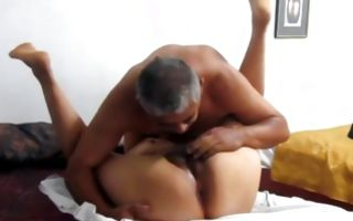 Hulk dude fingering her cunt and then slams her roughly