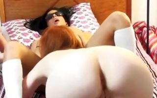 Sexy Ex-GF Katie Oriley has hot lesbian group sex